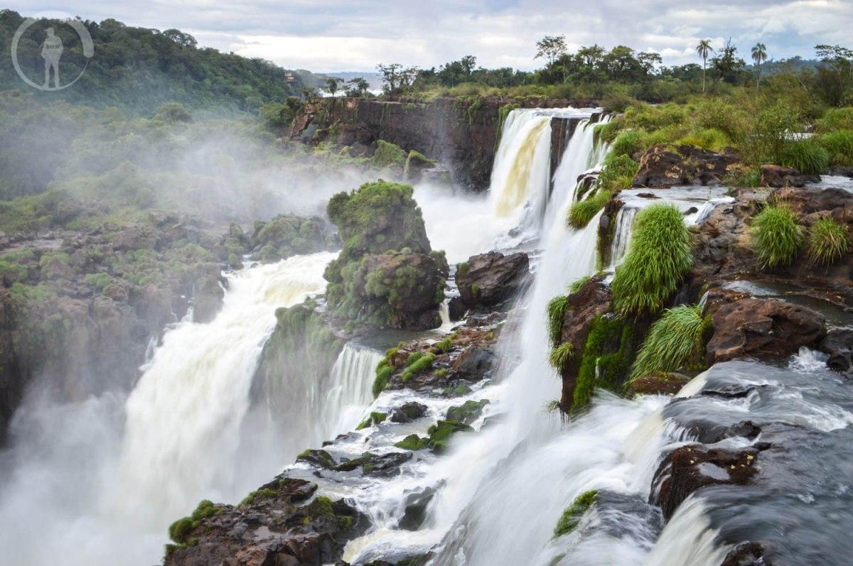 อภิมหานำ้ตก...Iguazu Falls