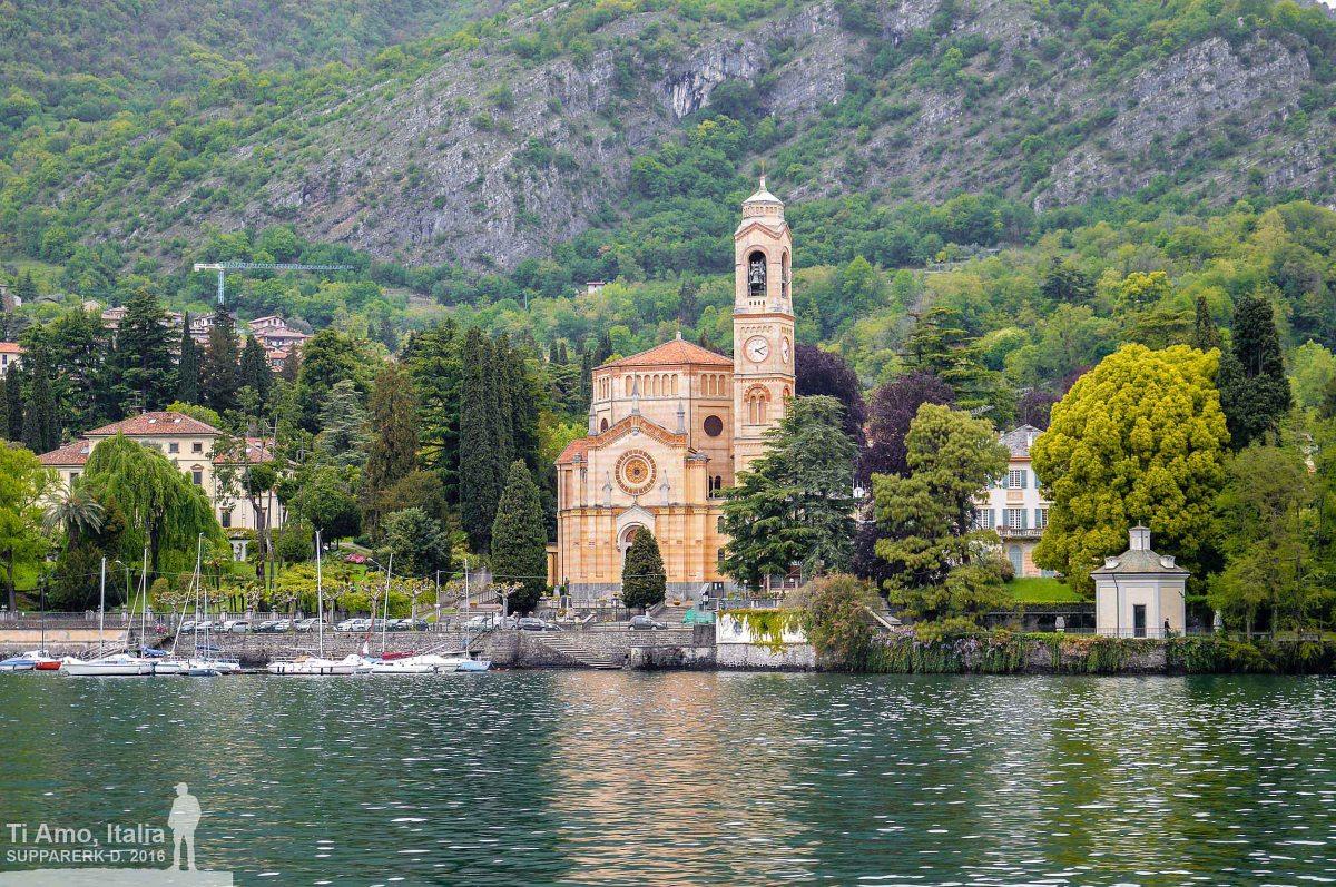 Ciao! (1) รู้จัก Italy และ Lake Como
