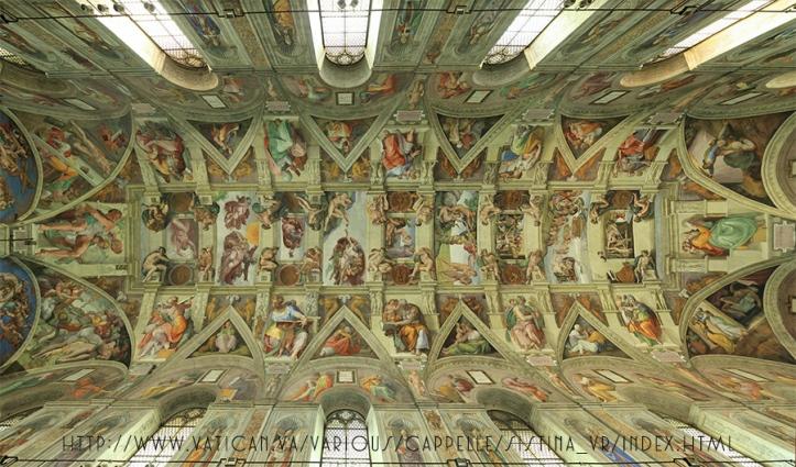 Sistine vatican 1