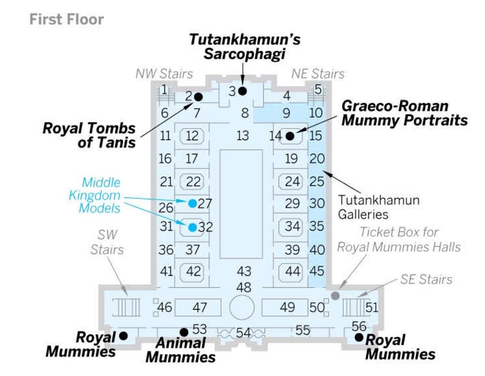Egyptian museum map 1st.jpg