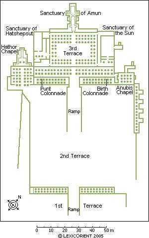 Hatshepsut temple map.jpg