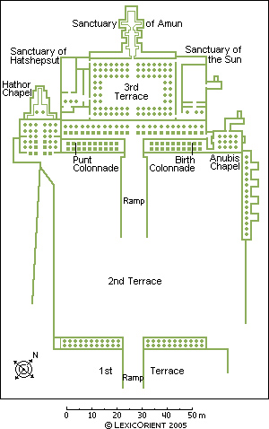 Hatshepsut temple map.jpg