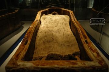 มัมมี่นักบวช (จำชื่อไม่ได้) ที่ Mummification Museum
