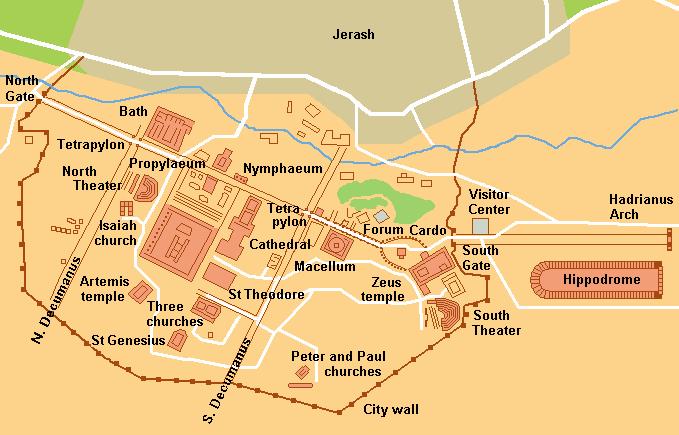 jerashmap