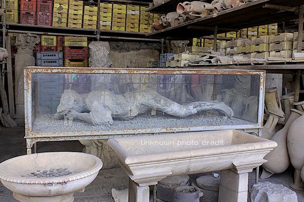 Pompei ruin 3