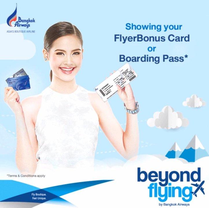 3 Bangkok Airways